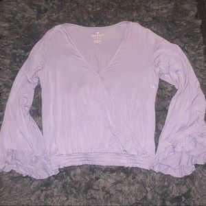 6/$20 American Eagle top size large